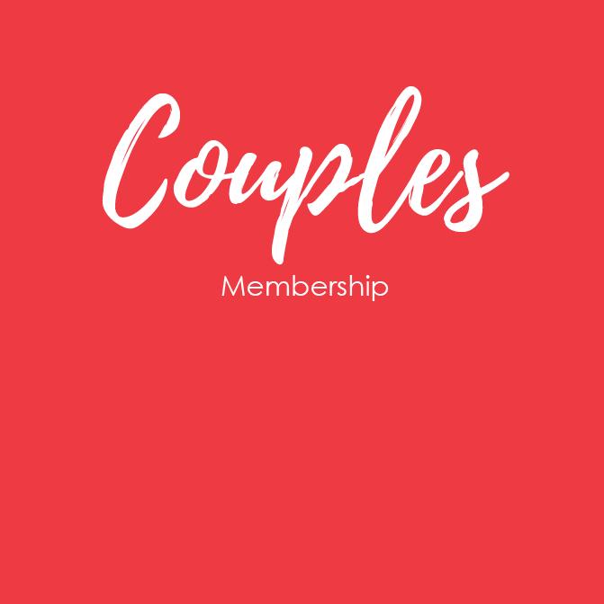 Couples membership