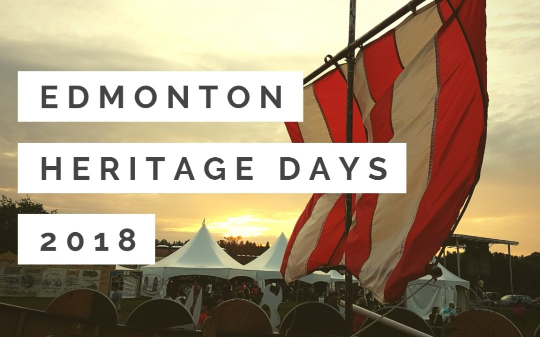 Success at The Edmonton Heritage Festival 2018
