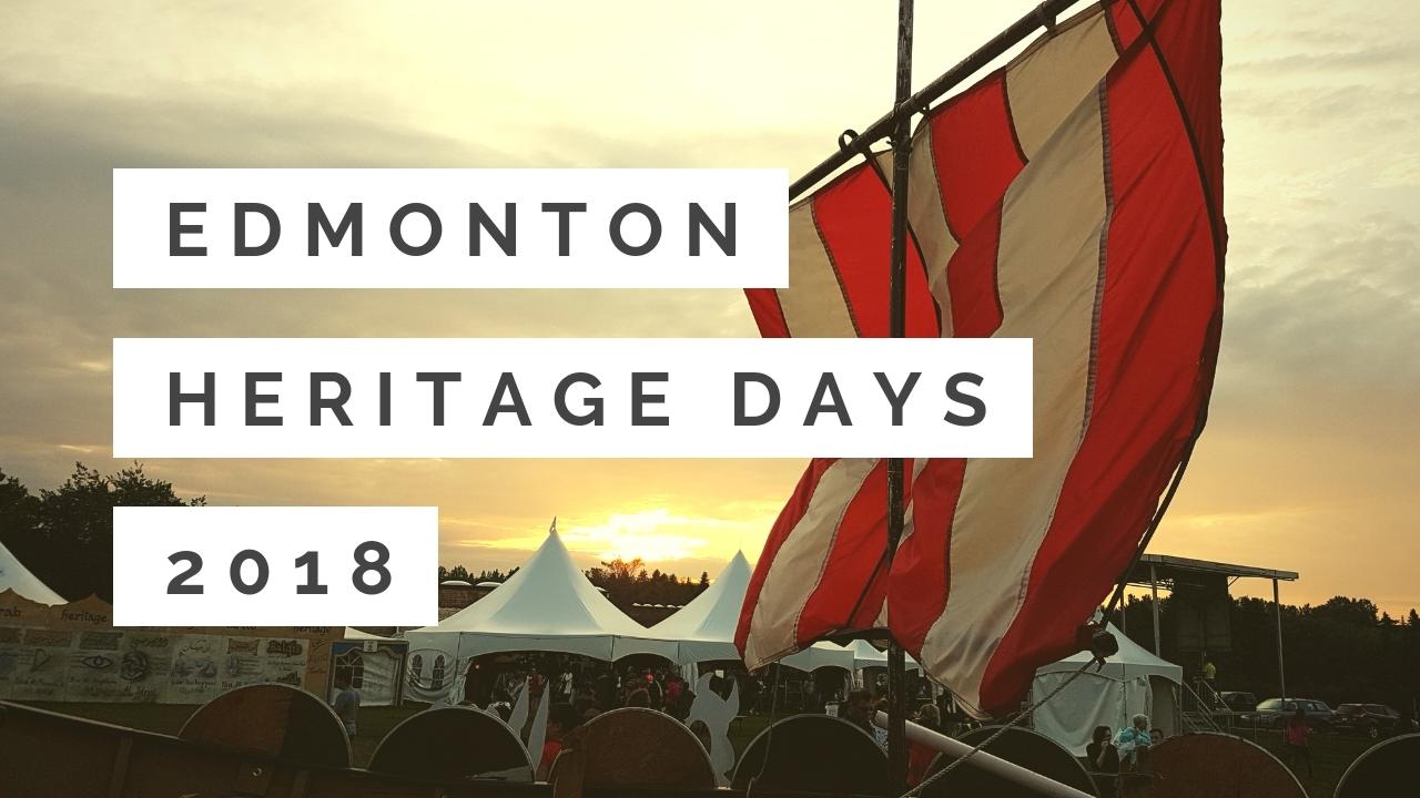 Success at The Edmonton Heritage Festival 2018